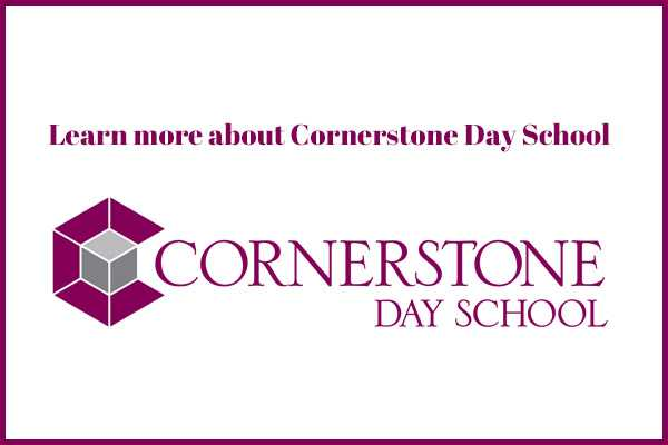Learn more about Cornerstone Day School